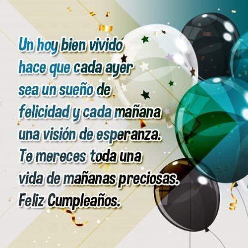 Imagenes Feliz Cumpleaños Felicidad