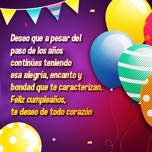 Tarjetas De Cumpleaños Gratis Alegria
