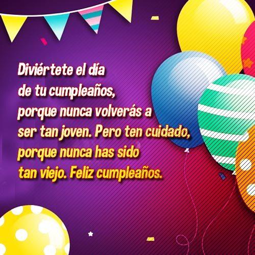Tarjetas De Cumpleaños Gratis Diviertete