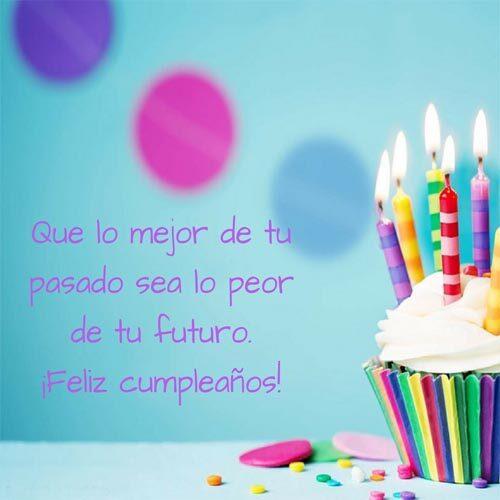 Mensajes De Cumpleaños Para Una Amiga pastel